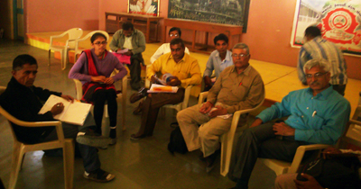 Amreli NGOCSR.com Meeting