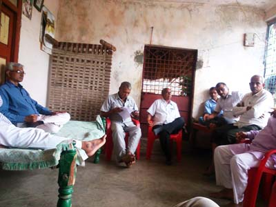 Gram Sabha (Village Meeting) at Village Kharol Ta. Lunavada Dist. Mahisagar to Adopt the Village.